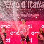 Jan Polanc took the race lead on stage 12 of the 2019 Giro d'Italia