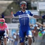 Kasper Asgreen won stage two of the Tour of California
