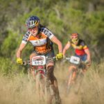 USA's Kate Courtney, pictured during last year's Cape Epic