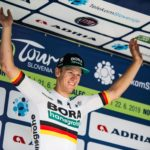 Pascal Ackermann wins stage one of the 2019 Tour of Slovenia