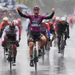 Pascal Ackermann wins stage five of the 2019 Giro d'Italia