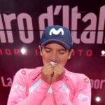 Richard Carapaz won stage 14 of the 2019 Giro d'Italia