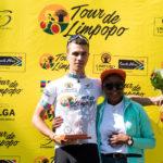 Samuele Battistella Tour de Limpopo 2019 overall winner