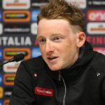 Tao Geoghegan Hart was forced to abandon this year's Giro d'Italia