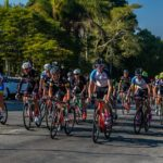 Elite men cyclists tackle the 2018 Takealot Jock Classic