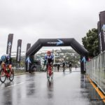 Tiffany Keep, pictured winning the Knysna Cycle Tour