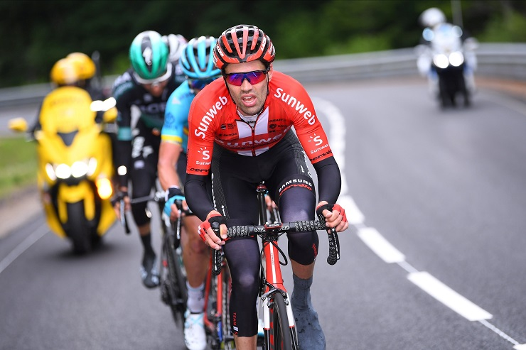 Tom Dumoulin will not line up at this year's Tour de France
