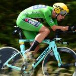 Wout Van Aert Criterium du Dauphine stage four 2019