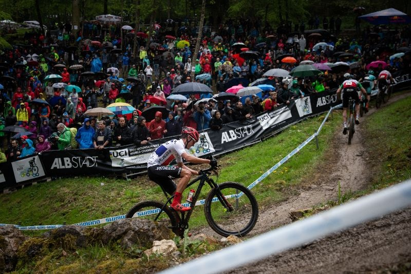 Defending champion Alan Hatherly will line up at the SA MTB XCO Championships