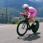 Annemiek van Vleuten won the individual time-trial on stage six of the Giro Rosa