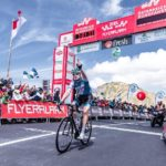 Ben Hermans won stage four of the Tour of Austria and took the overall lead
