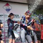 Canyon-SRAM won the opening team time trial at the Giro Rosa