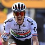 Daryl Impey claimed gold in stage nine of the Tour de France