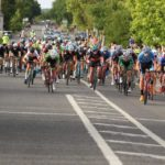 South African Dian Fritz (TEG Pro Cycling) finished fifth on stage one of the Junior Tour of Ireland