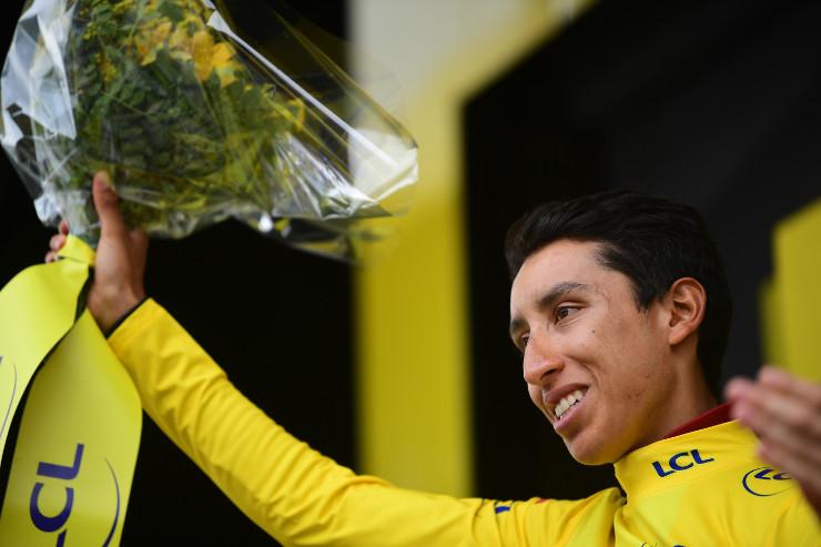 Egan Bernal Tour de France 2019