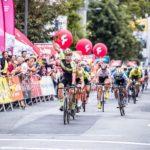 Jannik Steimle won stage five of the Tour of Austria