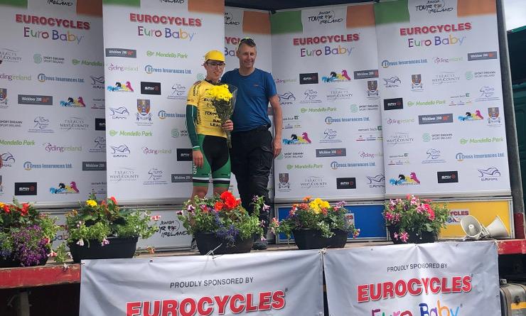 Junior Tour of Ireland Nathan Keown