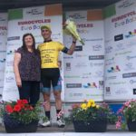 Magnus Sheffield took the overall lead on stage two of the Junior Tour of Ireland