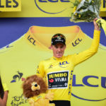Mike Teunissen Tour de France 2019 stage one winner