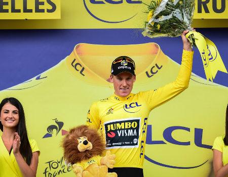 Mike Teunissen Tour de France 2019 stage one winner