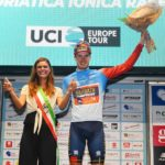 Phil Bauhaus won stage one of the Adriatica Ionica Race
