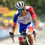 Thibaut Pinot withdrew from this year's Tour de France