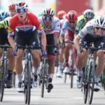 Fabio Jakobsen won stage four of the Vuelta a España