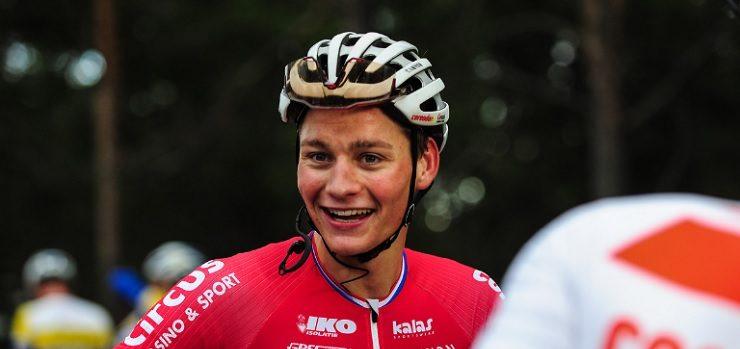 Mathieu van der Poel won the UCI MTB XCO World Cup in Lenzerheide