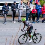 Nicholas Dlamini will line up for the Vuelta a España