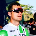 Rohan du Plooy won the points jersey at the Tour de Indonesia