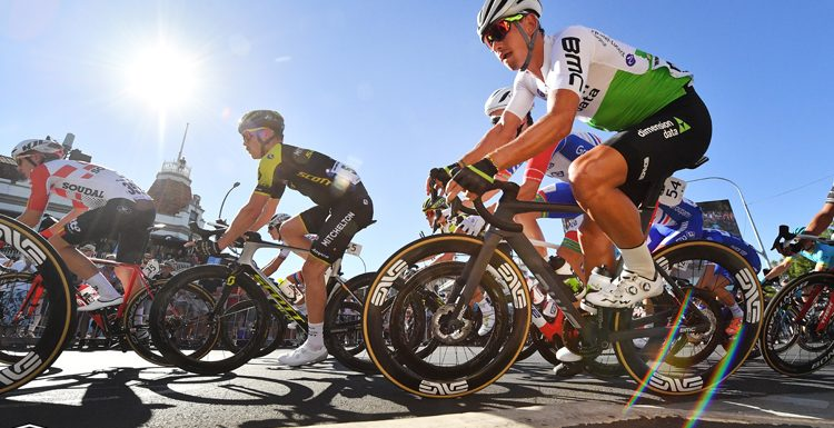 South African Ryan Gibbons will line up at this year's RideLondon-Surrey Classic