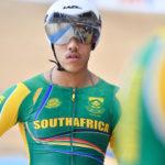 SA team Junior World Track Champs