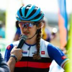 Tiffany Keep won the women's title in the 60km event at the Eston MTB Challenge