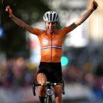 Annemiek van Vleuten won the elite women's road race at the UCI Road World Championships