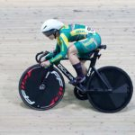 Charlene du Preez has been on a mission to garner enough points to qualify for the 2020 Summer Olympics
