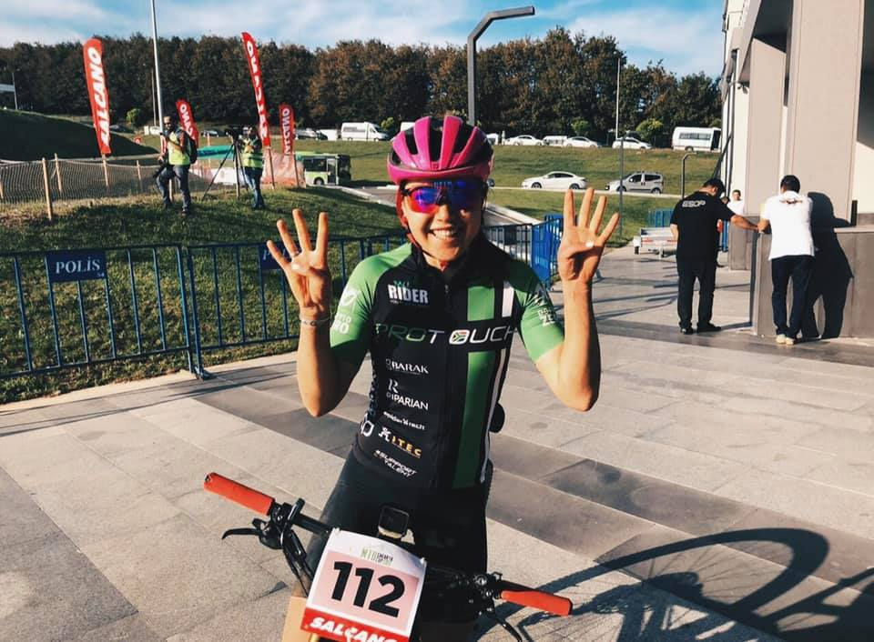 Danielle Strydom achieved good results in a Turkish marathon and a cross-country race