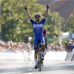 Kasper Asgreen won stage three of the Deutschland Tour