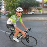 Louis Visser has gained valuable international racing experience