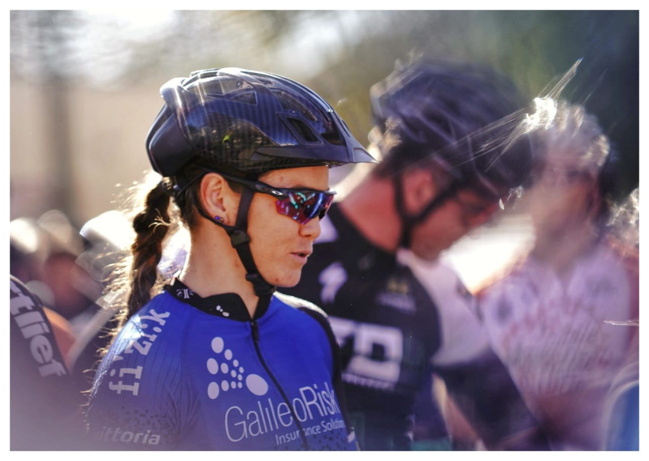 Sarah Hill feels she is in the right place physically and mentally ahead of her debut UCI Mountain Bike Marathon World Championships