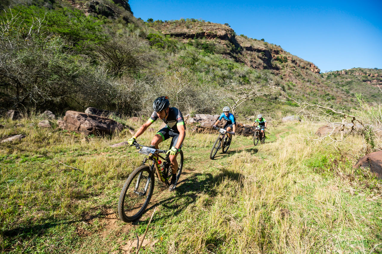 Stuart Marais won the inaugural GO!Durban100 MTB Race