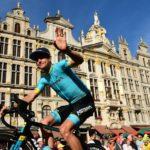Jakob Fuglsang won stage 16 of the Vuelta a Espana
