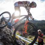 U23 World Cup overall winner Ronja Eibl on the Canyon Lux