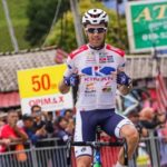 Marcos Garcia won stage four of the Tour of Peninsular