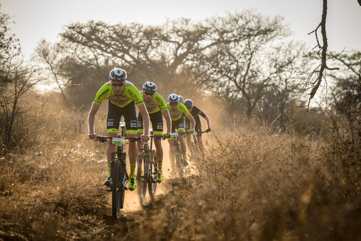 Matthys Beukes Berg & Bush stage two