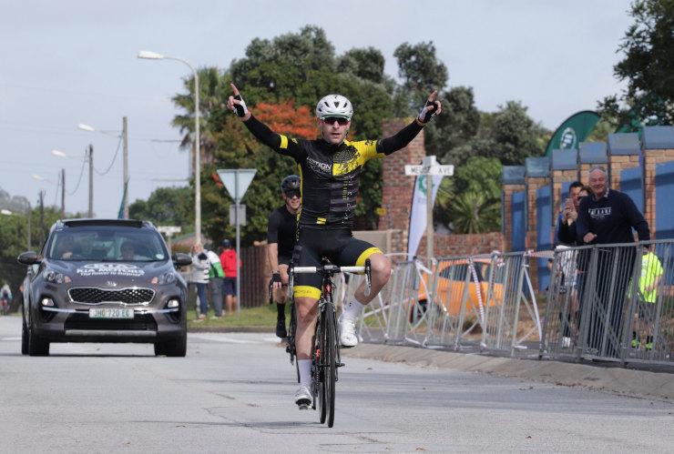 Bradley Gouveris - Lorraine Cycle Tour