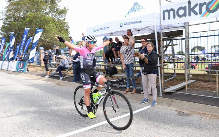 Anriette Schoeman - Lorraine Cycle Tour