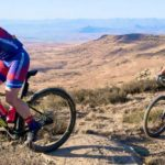 """Robyn de Groot and Amy McDougall won the Berg & Bush """"Descent"""""""