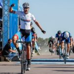 Marc Pritzen won the 947 Ride Joburg
