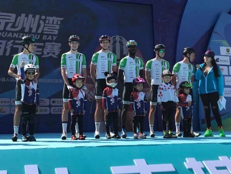 ProTouch team - Tour of Quanzhou Bay