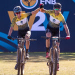 Wessel Botha & Matt Beers stage two W2W